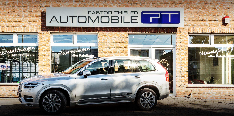 Pastor Thieler Automobile